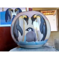 46 Zandschildering Pinguin