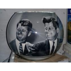 56 Zandschildering Kennedy's