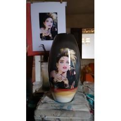 66 Zandschildering Madonna