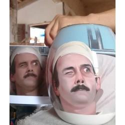 67 Zandschildering John Cleese