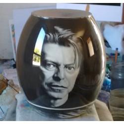 75 Zandschildering David Bowie